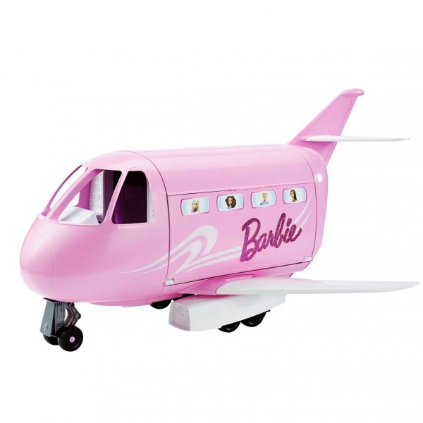 Barbie'nin Muhteşem Jeti