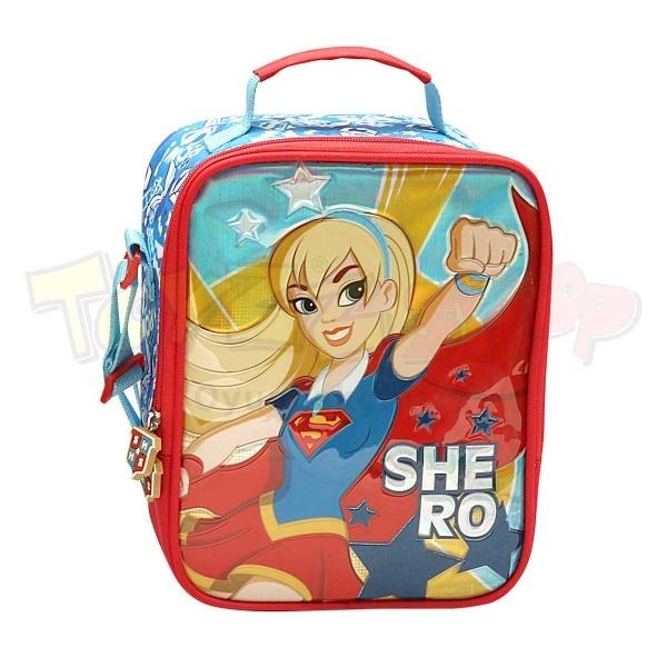 DC Super Hero Supergirl Beslenme Çantası 41800