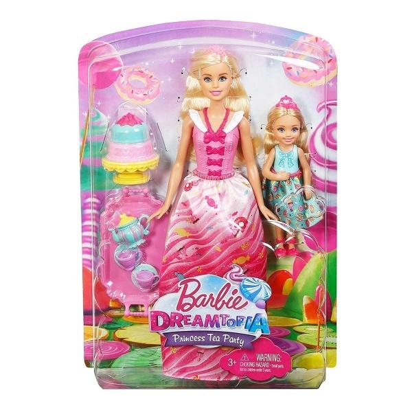 Barbie Dreamtopia ve Chelsea'nin Çay Partisi FDJ19