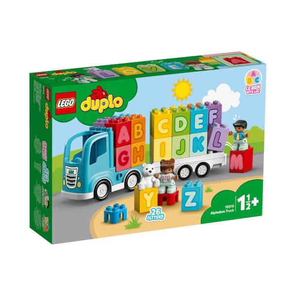 LEGO DUPLO Creative Play Alfabe Kamyonu 10915