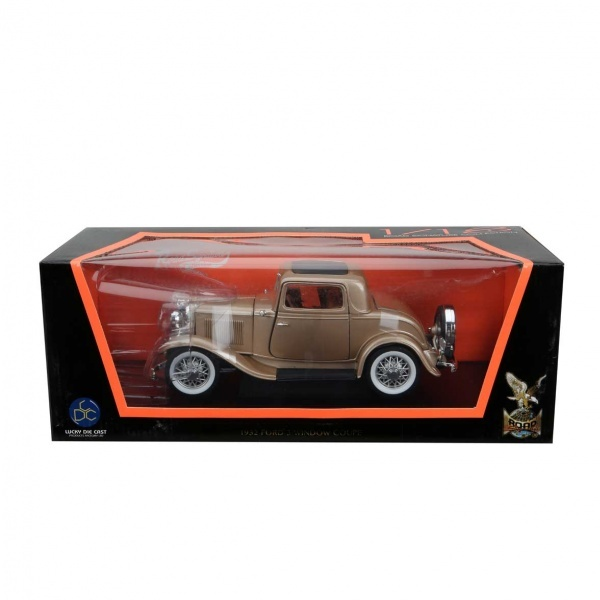 1:18 Ford 3 Window Coupe 1932