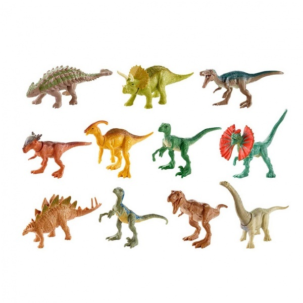 Jurassic World Mini Dinozorlar FML69