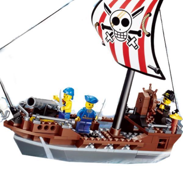 Korsan Gemisi Yapı Seti