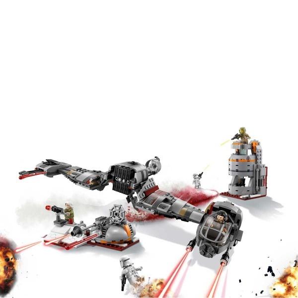 LEGO Star Wars Crait'in Savunması 75202