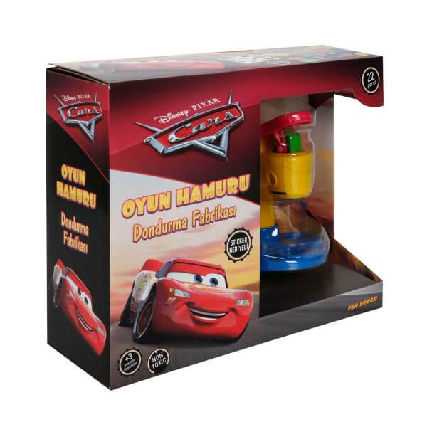 Fun Dough Cars Dondurma Fabrikası Oyun Hamuru Seti
