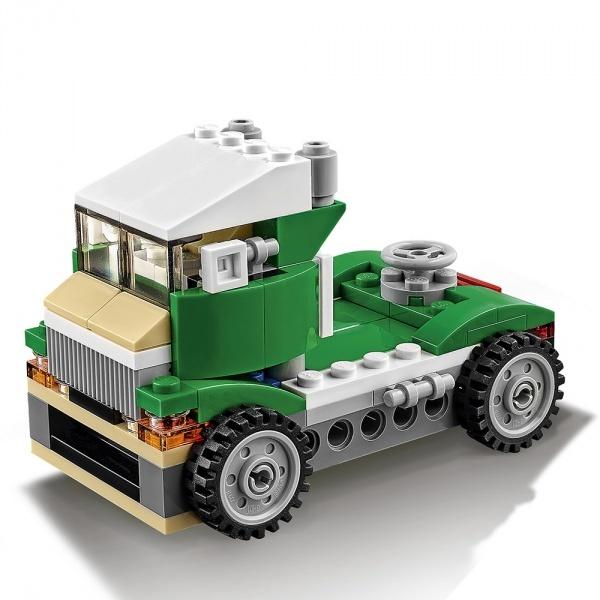 Lego Creator Yesil Ustu Acik Araba 31056 Toyzz Shop