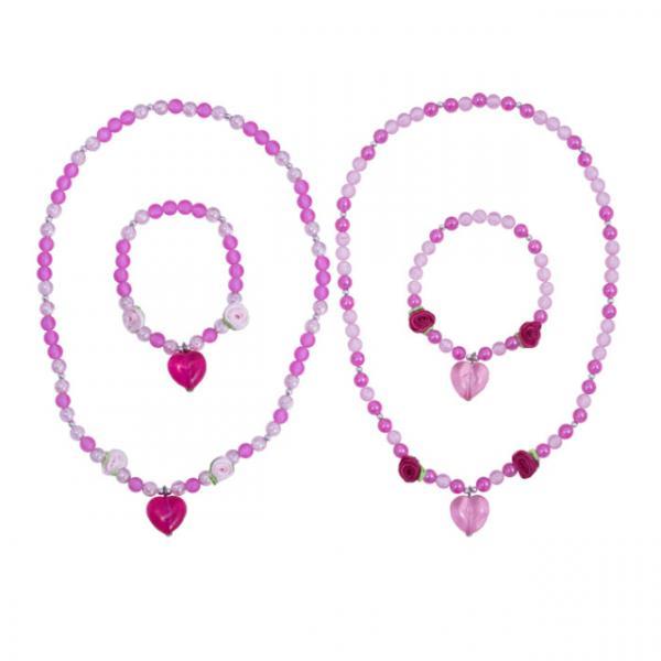 Pink Poppy Takı Seti