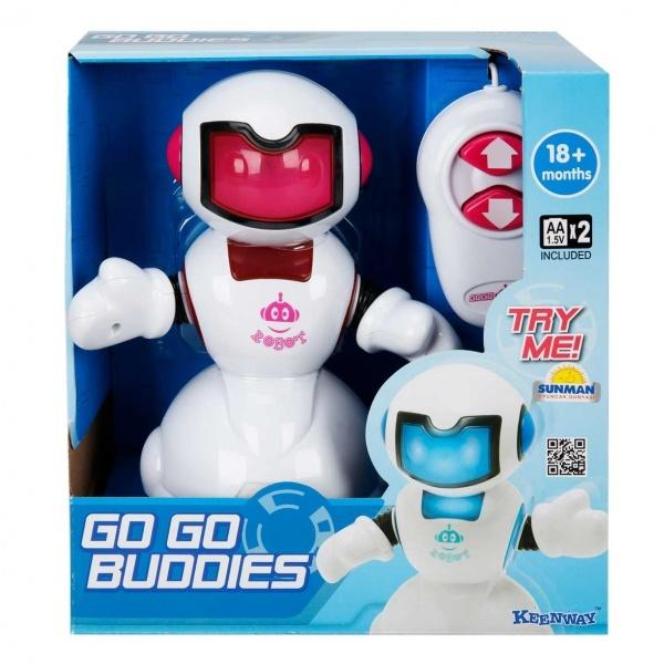 Uzaktan Kumandalı Robot Cyborg Buddy