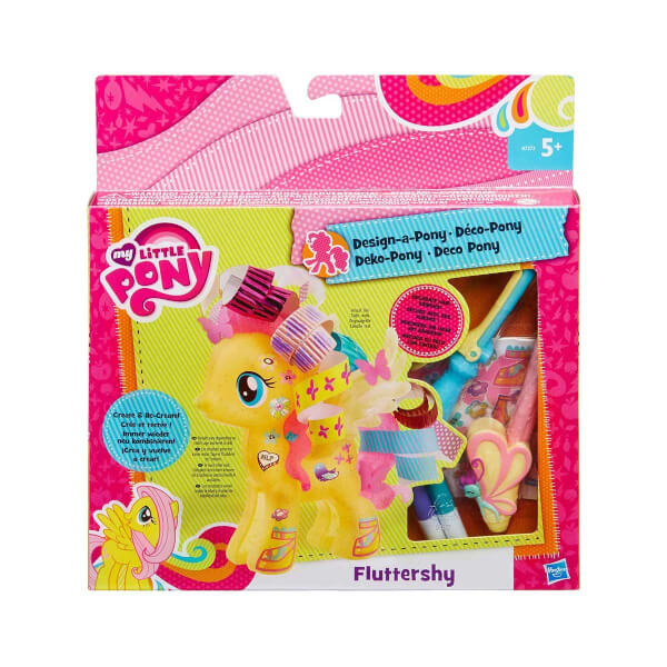My Little Pony Tasarım Kiti