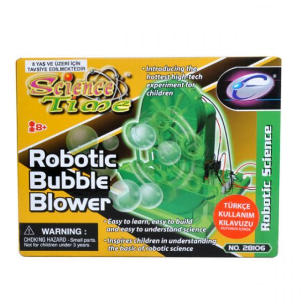 Bilim Seti : Balon Makinesi