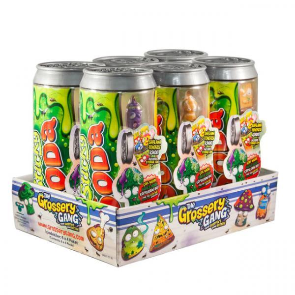 Grossery Gang Orta Boy Çöps Paketi