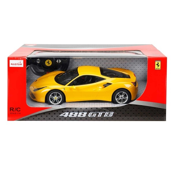 1:14 Ferrari 488 GTB Uzaktan Kumandalı Işıklı Araba