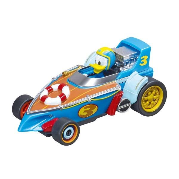 Carrera Mickey ve Roadster Racers Yarış Seti