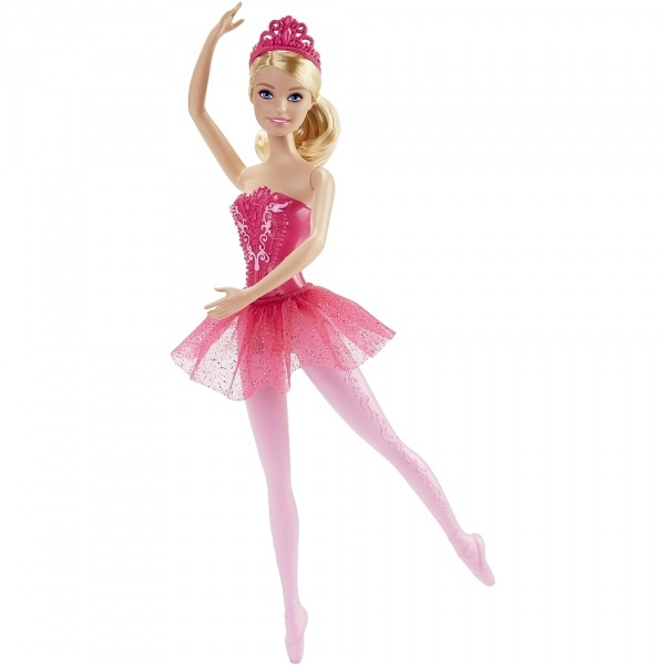 Barbie Sihirli Balerin Prenses Kumral Mor Toyzz Shop
