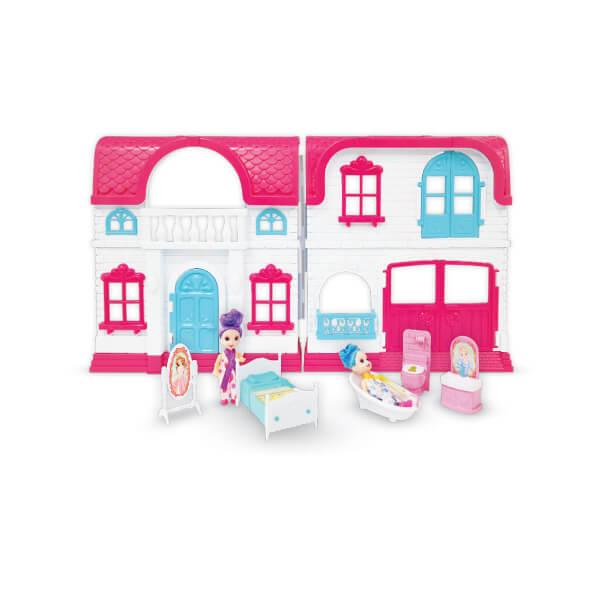 Hommy Prenses 2 Katlı Ev Oyun Seti Toyzz Shop