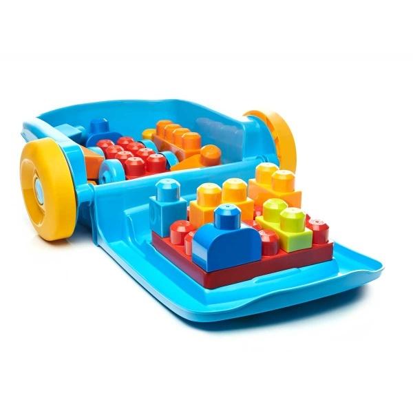 Mega Bloks Taşınabilir Arabalı Blok Seti FLT37