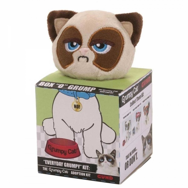 Grump Everyday Grumpy Peluş