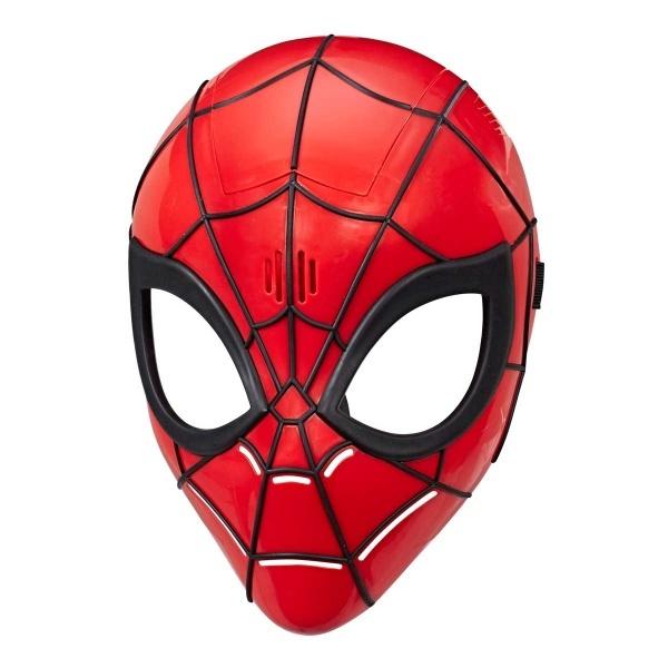 Spiderman Sesli Elektronik Maske Toyzz Shop