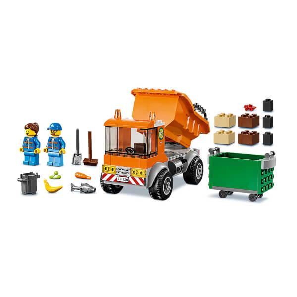 Lego City Great Vehicles çöp Kamyonu 60220 Toyzz Shop