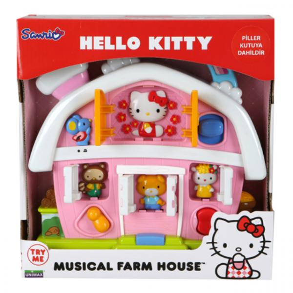 Hello Kitty Çiftlik Evi