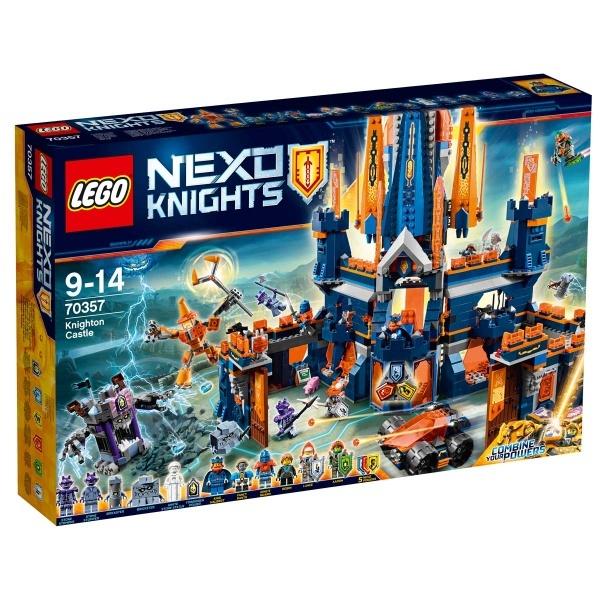 LEGO Nexo Knights Knighton Kalesi 70357