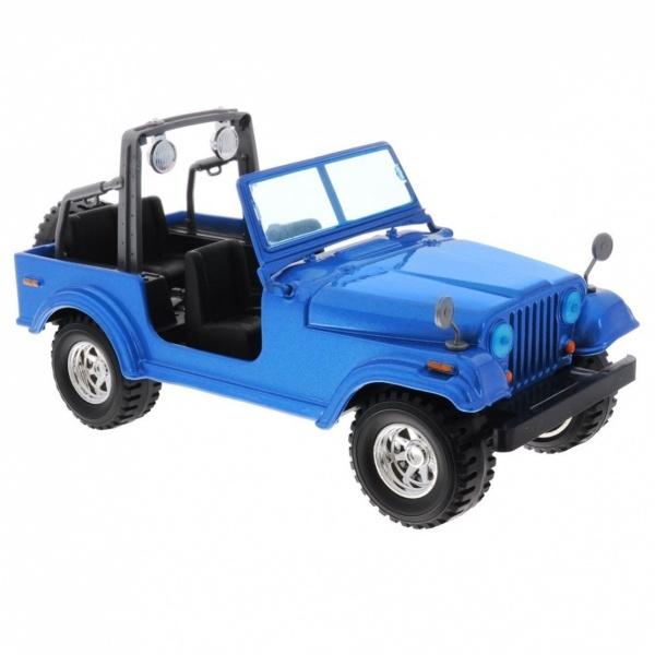 1:24 Jeep Wrangler Araba