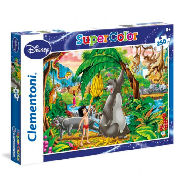 250 Parça Puzzle : The Jungle Book