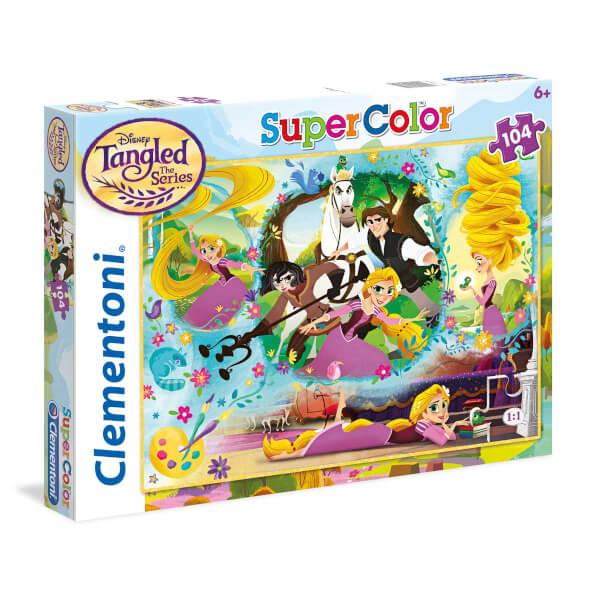 104 Parça Puzzle : Rapunzel