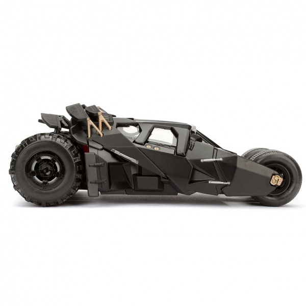 1:24 Batman The Dark Knight Metal Batmobile ve Batman Figür
