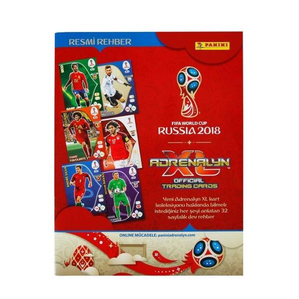 FIFA 2018 Dünya Kupası Mega Başlangıç Paketi