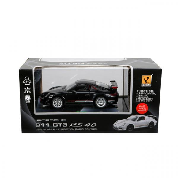 1:24 Uzaktan Kumandalı Işıklı Porsche 911