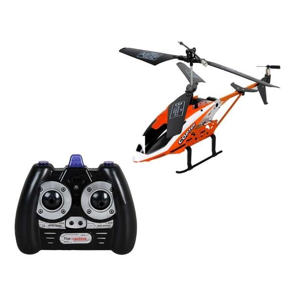 Uzaktan Kumandalı Black Bird Helikopter 3,5 Kanal 25 cm.
