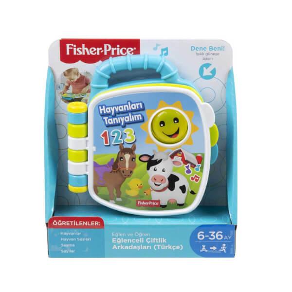 Fisher Price Eğlenceli Çiftlik Arkadaşları Türkçe GFP27