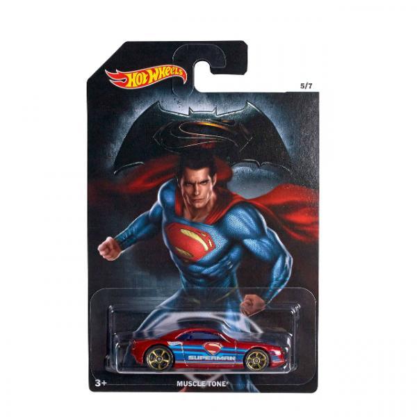 Batman v Superman Özel Seri Arabalar