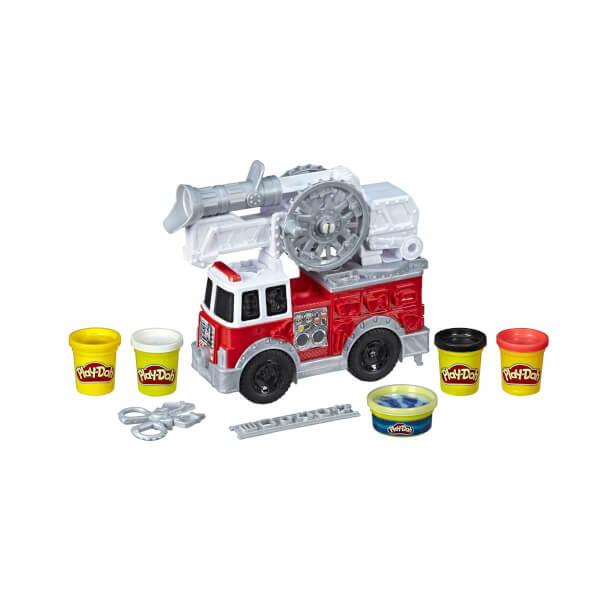Play Doh Caliskan Itfaiye Araci Oyun Hamur Seti E6103 Toyzz Shop