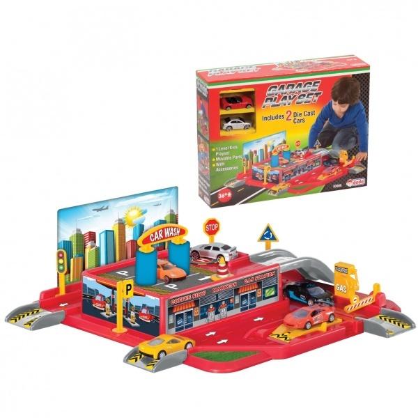 1 Katlı Garaj Oyun Seti