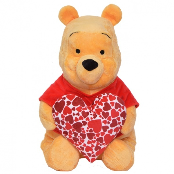 Winnie the Pooh Kalpli Peluş 50 cm.