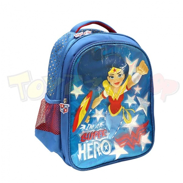 DC Super Hero Wonder Woman Okul Çantası 41785