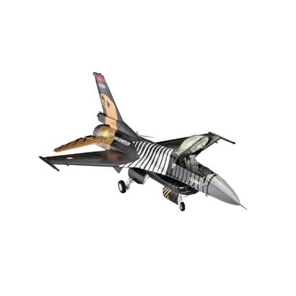 Revell 1:72 F-16C SoloTürk Model Uçak