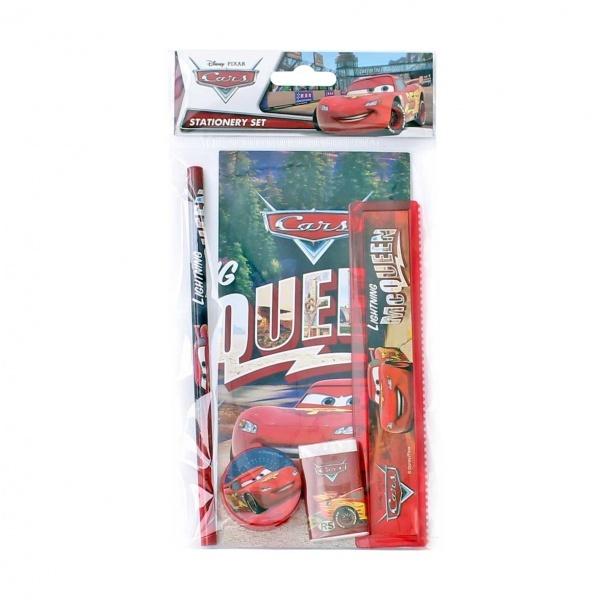 Cars 5'li Kırtasiye Seti