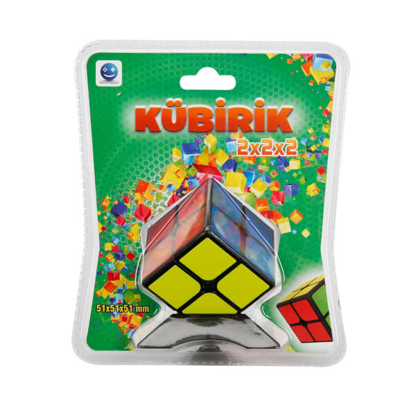 Smile Games Kübirik Zeka Küpü 2x2x2 cm.