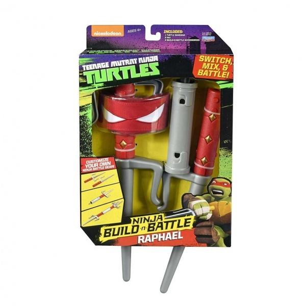 Ninja Turtles Maske ve Aksesuar Seti