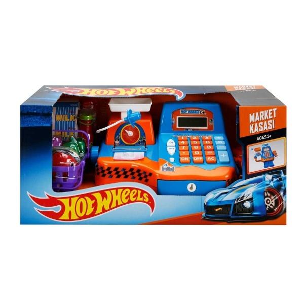 Hot Wheels Mikrofonlu Market Kasası Seti