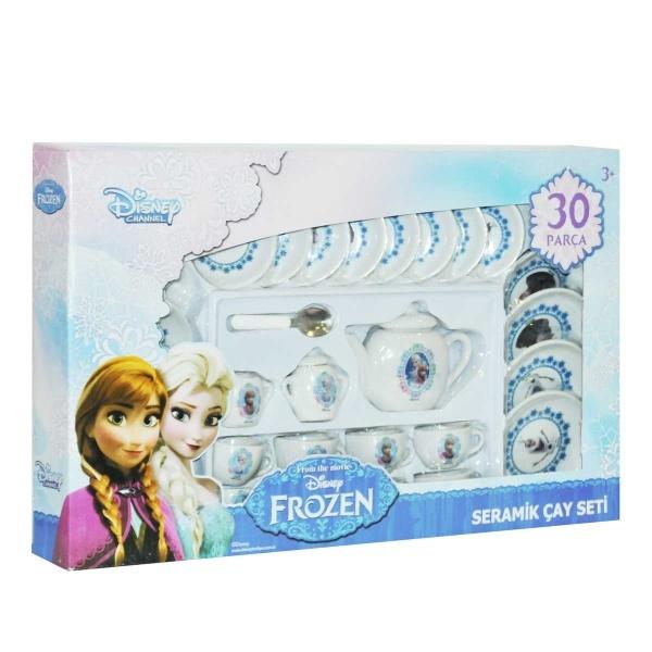 Frozen Porselen Çay Seti 30 Parça