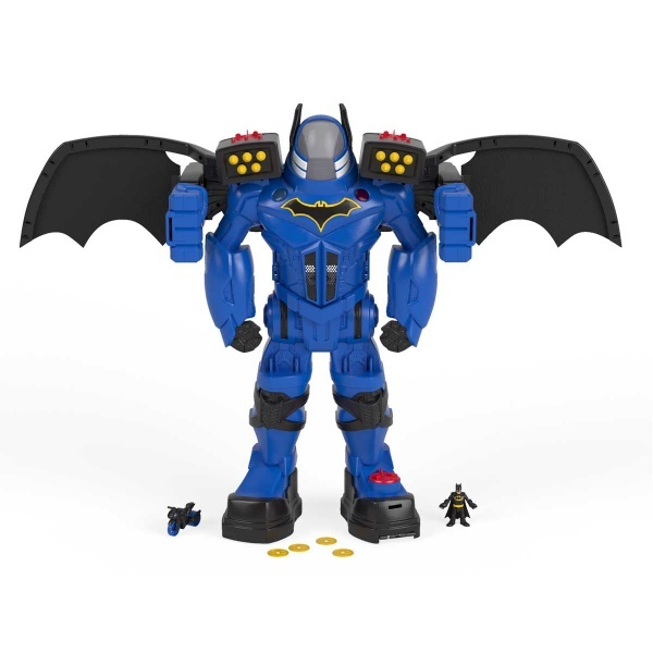 Imaginext DC Super Friends Xtreme Batbot FGF37