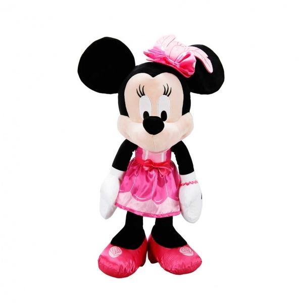 Minnie Şapkalı Peluş 50 cm.