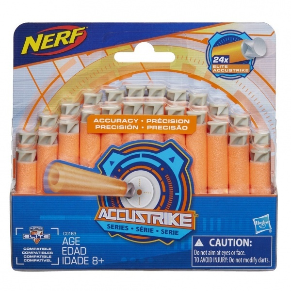 Nerf Elite Accustrike Dart 24'lü Yedek Paket