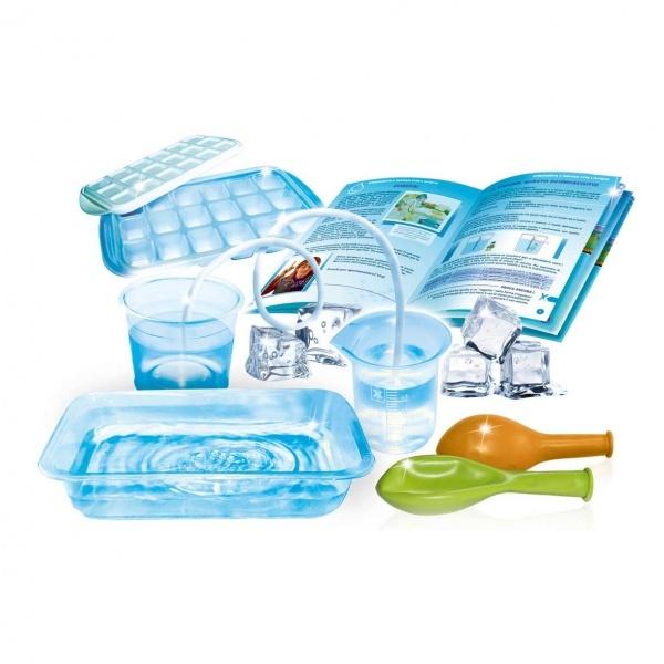 Su ve Buzla Deneyler Seti