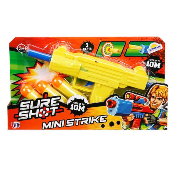 Sure Shot Sünger Dart Atan Silah