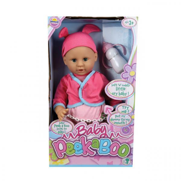 Ağlayan Bebek Pembe Toyzz Shop